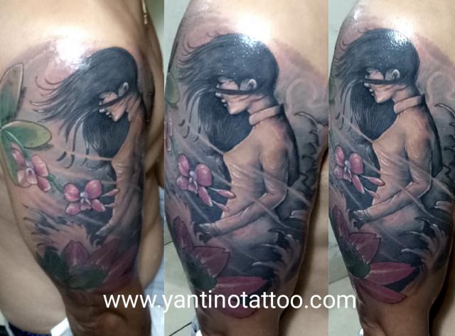 Balinese Artist Tattoo Ubud