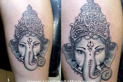 ganeshatattoo-ganesha-bali-tattoo-blackgrey-ubud-bali-tattoo-designe-kuta-ubud-best