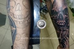 tengkorak-tattoo-bali-skull-realistic-black-grey-ubud-kuta-bali