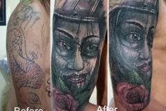 coper-up-tattoo-bird-eagletattoo-balistudio-kuta-blackgrey-muerte-flower-bali