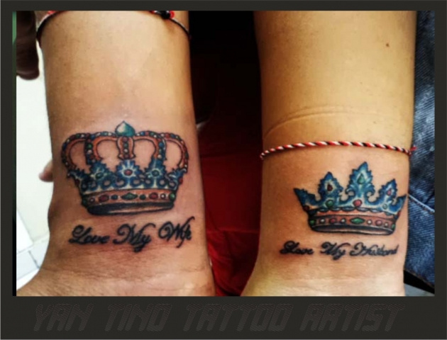 Color Tattoo | Yantino Tattoo